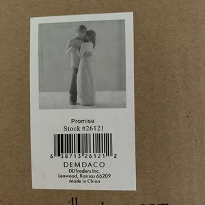 Willow Tree Accents - New Willow Tree Promise statue figurine in box